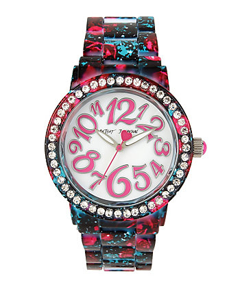 STARS AND ROSES WATCH