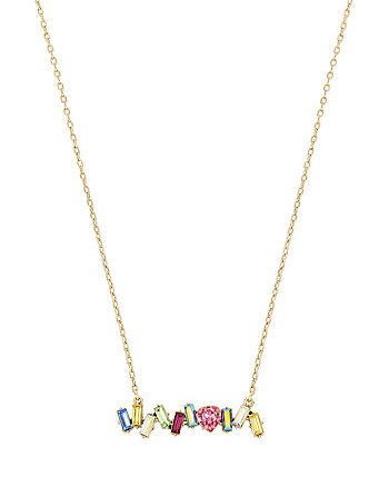 SUMMER MINIS BAR NECKLACE