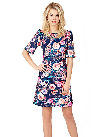 SWEET BLOSSOMS DRESS