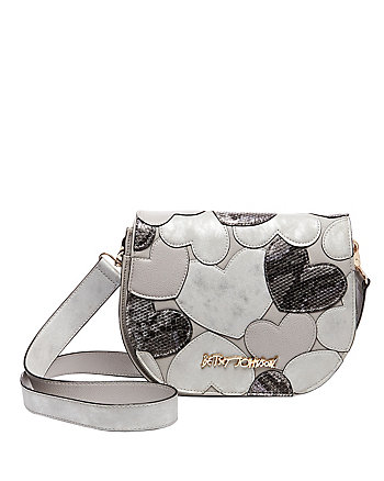 SWEET HEARTS SADDLE BAG