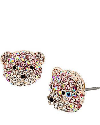 SWEET SHOP BABY BEAR STUD EARRINGS