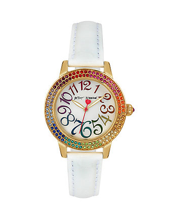 SWIRLS OF COLOR WATCH