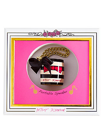 TOTALLY TECH BETSEY BLUETOOTH SPEAKERS