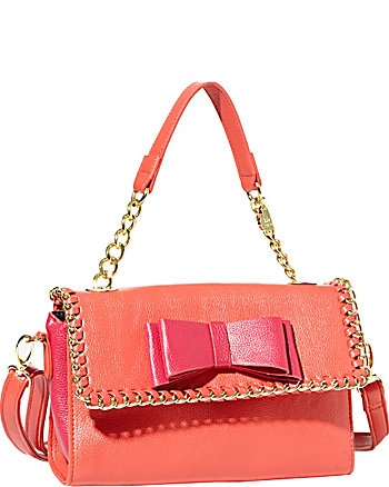 TOUGH LOVE MINI SATCHEL