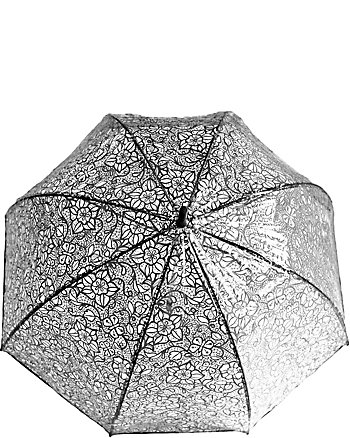 TRELLIS BUBBLE STICK UMBRELLA