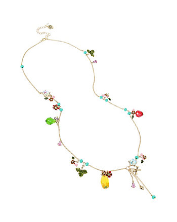 TROPICAL PUNCH FRUIT NECKLACE