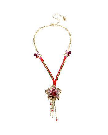 TROPICAL PUNCH Y NECKLACE
