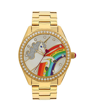 UNICORNS AND RAINBOWS GIFTBOXED WATCH