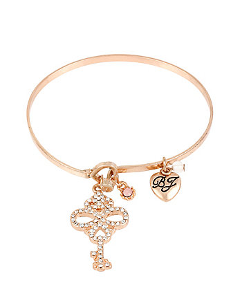 WANDERLUST KEY BANGLE