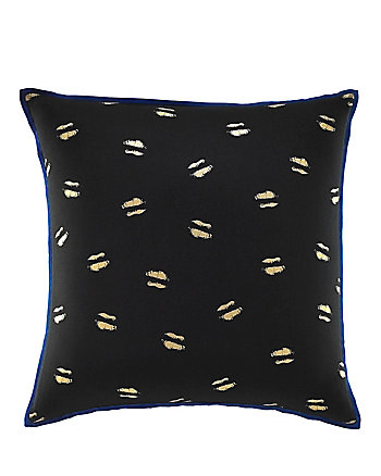 WILD THING METALLIC LIP PILLOW