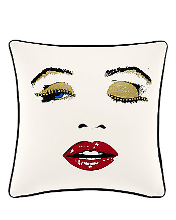 WILD THING WINK PILLOW