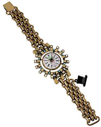WONDERLAND CHAIN WATCH BRACELET