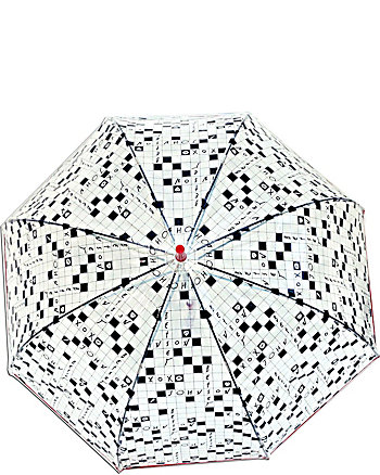 WORDS WITH BETSEY BUBBLE STICK UMBRELLA