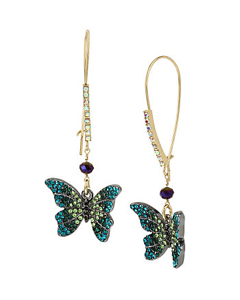 YOU GIVE ME BUTTERFLIES HOOK EARRINGS