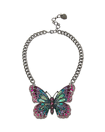 YOU GIVE ME BUTTERFLIES LARGE PENDANT