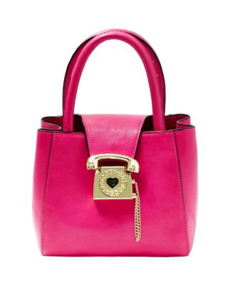 YOU RANG BUCKET BAG FUCHSIA
