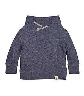 Toddler Applique Loose Pique Sweatshirt