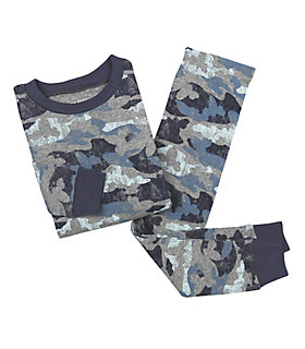 Kids Camo PJ Set