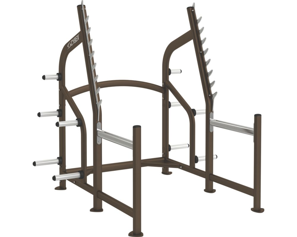 Squat rack cybex for A squat rack