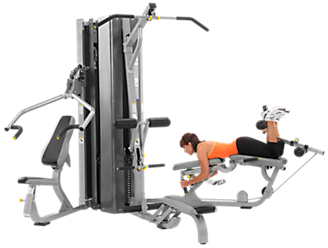 Multigym Strength Training Equipment Cybex