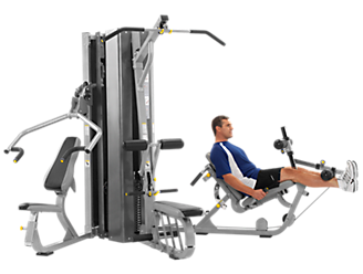 Multigym Strength Training Equipment Cybex