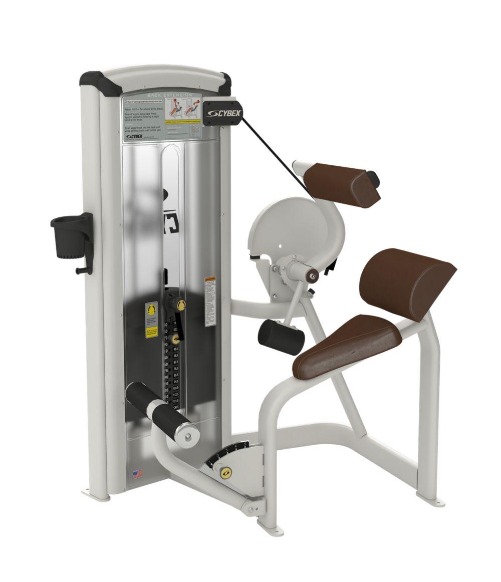 cybex back extension machine
