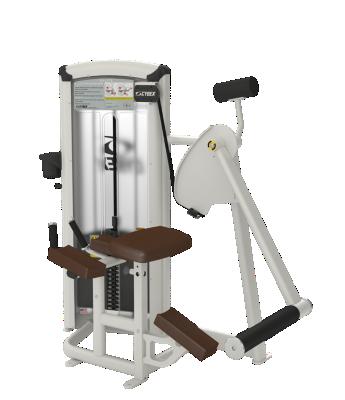 cybex glute machine