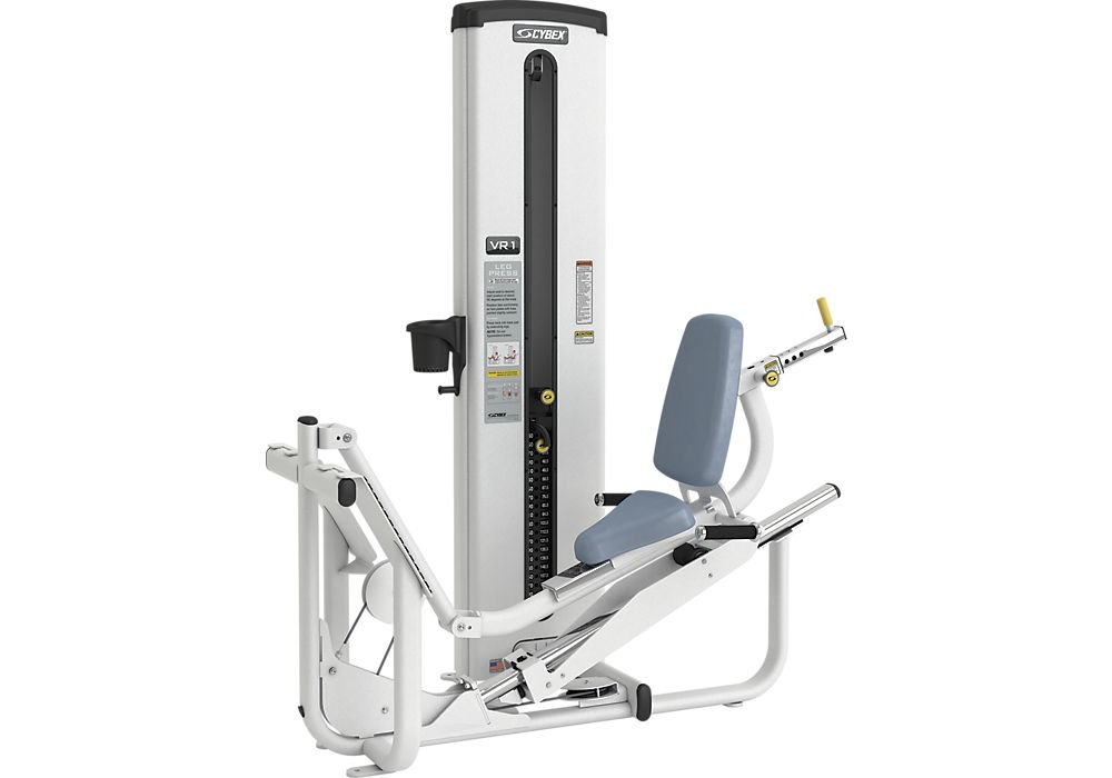 VR1 Leg Press | Cybex: http://www.cybexintl.com/vr1-leg-press.aspx