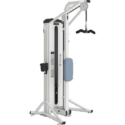 二头肌伸展机 — 基于缆线设计