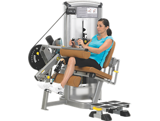 VR3 Seated Leg Curl
