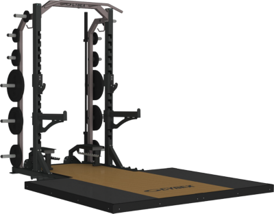 Big Iron 9 Amp 8 Half Rack Cybex