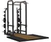 9' & 8' Power Rack