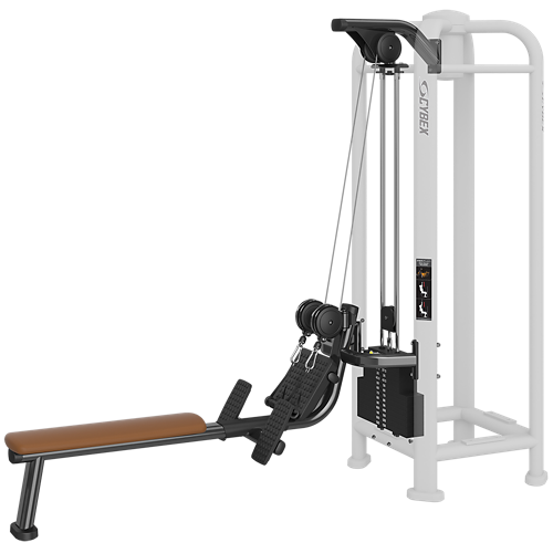ADJUSTABLE DUAL HANDLE LOW ROW