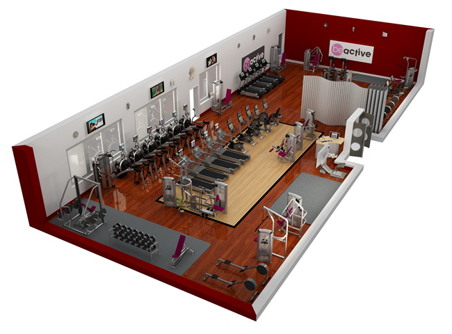 sample fitness facility 18 cybex