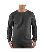 Men�s Lightweight Thermal Knit Crewneck
