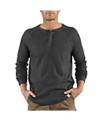 Men�s Lightweight Thermal Knit Henley
