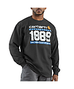 Men�s Definition of Tough Long-Sleeve T-Shirt
