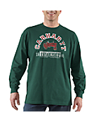Men�s Graphic Tractor Long-Sleeve T-Shirt