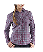 Women's Country Girl Plaid Shirt