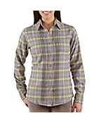 Women's Irvine Flannel Shirt