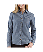 Women�s Country Girl Chambray Shirt