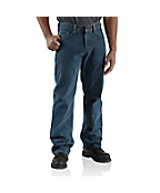 Men�s Loose-Fit Straight-Leg Jean