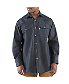 Men�s Ironwood Denim Work Shirt