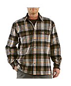 Discontinued - Men�s Cold Weather Flannel Shirt