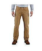 Men's Weathered Duck 5-Pocket Pant