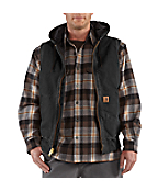 Men�s Sandstone Hooded Active Vest