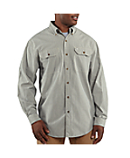 Men�s Fort Stripe Long-Sleeve Shirt