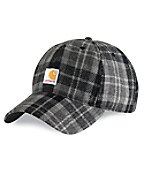 Men�s Camden Plaid Cap