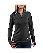 Women�s Work-Dry® Base Layer Quarter-Zip Shirt