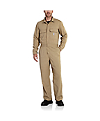 Men's Flame-Resistant Work Coverall